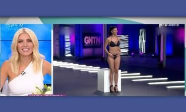 Κατερίνα Καινούργιου: Η ατάκα της για τις διαγωνιζόμενες του GNTM, που θα συζητηθεί! (Video)