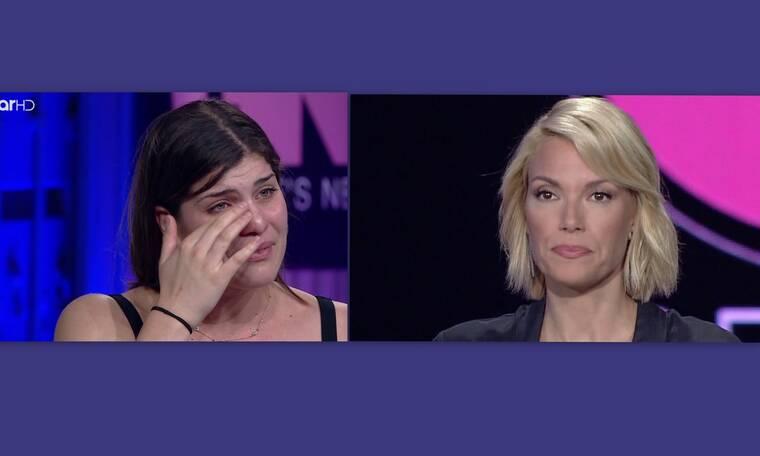 GNTM: Η γνωριμία με την Βίκυ Καγιά και τα κλάματα - Τι συνέβη; (video)