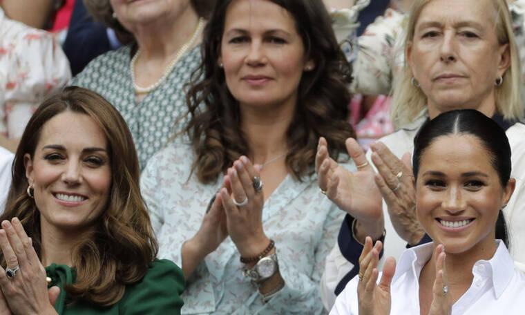 Γιατί Kate Middleton & Meghan Markle δεν μπορούν ποτέ να μείνουν έγκυες την ίδια περίοδο;