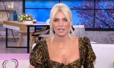 Η Καινούργιου είχε κέφια και αποκάλυψε το νέο ζευγάρι της showbiz! (Video)