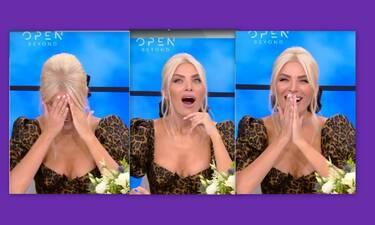 Ευτυχείτε: «Κάγκελο» η Κατερίνα Καινούργιου! «Τα έχασε» on air!
