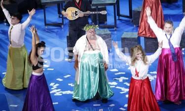 Ηρώδειο: Πλήθος κόσμου στην παράσταση «Εκκλησιάζουσες» (Photos)