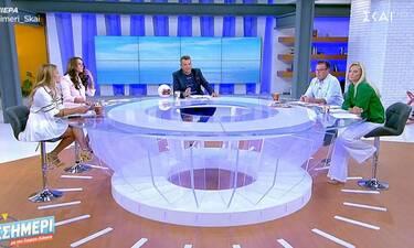 Γιώργος Λιάγκας: Δεν πάει ο νους σας τι αποκάλυψε για τη Μενεγάκη (Video)