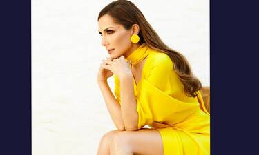 H Δέσποινα Βανδή στο gossip-tv: Το X-Factor, η πίεση και η κόρη της Μελίνα (exclusive)