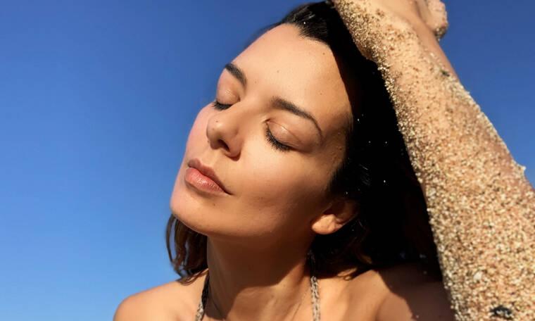 Νικολέττα Ράλλη: Διακοπές στην Νάξο την καλύτερη εποχή!