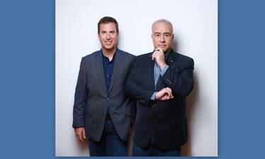 «Πρωινοί Τύποι»: Ο Νίκος Ρογκάκος και ο Παναγιώτης Στάθης έρχονται στον ΑΝΤ1 (photos-video)