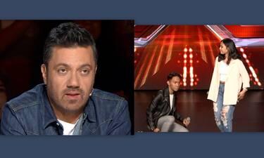 X-Factor:  H έκπληξη του Θεοφάνους, ο παλιός γνώριμος από το Music School κι ο ενθουσιασμός (Video)
