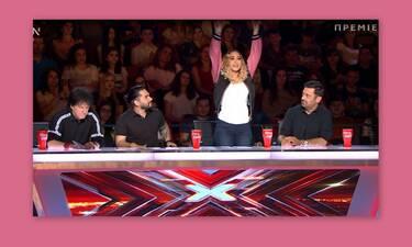 X-Factor:  Τρελάθηκε η Ασλανίδου! Η συγκλονιστική ερμηνεία που άφησε άφωνους τους κριτές (Video)
