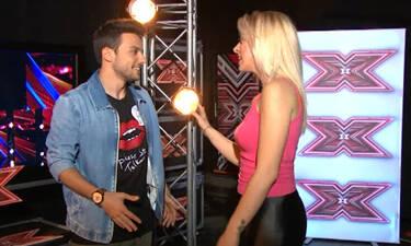 X-Factor: Η ξανθιά υποψήφια, το φλερτ του Άρη Μακρή και το σόου που δεν περιμέναμε να δούμε (Videο)