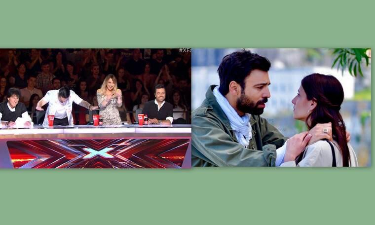 Τηλεθέαση: «X Factor» Vs «8 Λέξεις»: And the winner is…(Videos)