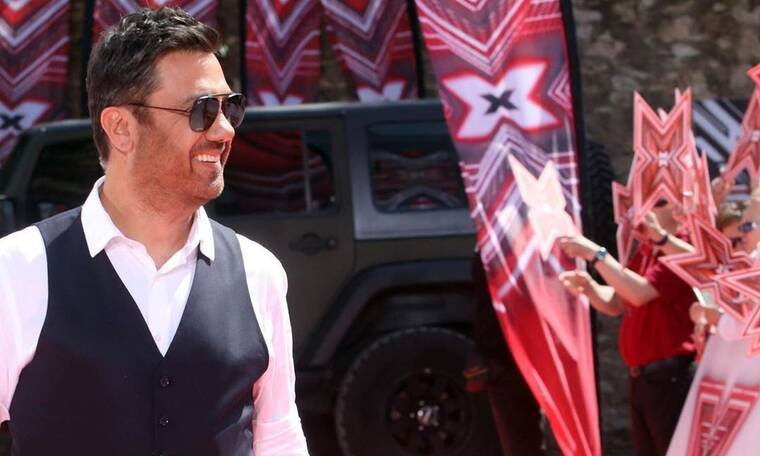 O Γιώργος Θεοφάνους στο gossip-tv: «Βλέπω δικά μου videos από το πρώτο X-Factor και μουτζώνομαι»