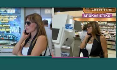 Χατζηβασιλείου: Η πρώτη τηλεοπτική εμφάνιση μετά το τέλος της από τον Alpha και η… ενόχλησή της!