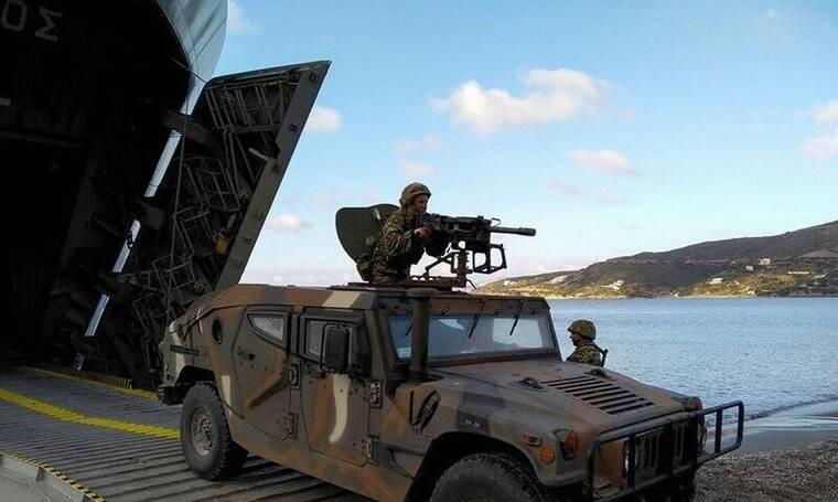 Λέρος: Αυτοί έκλεψαν το στρατιωτικό υλικό από τη ναυτική βάση