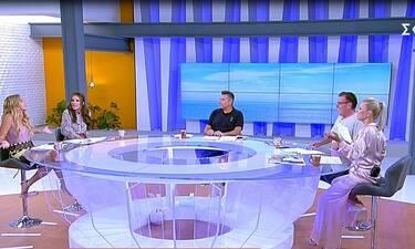 Μεσημέρι με τον Γιώργο Λιάγκα: Επιβεβαίωσε ότι είναι το νέο ζευγάρι της ελληνικής showbiz! (Video)