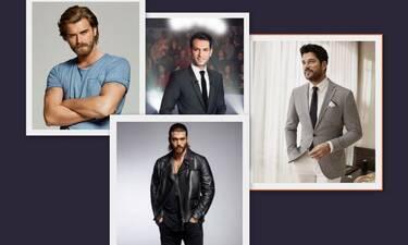 Aυτοί είναι οι πέντε ωραιότεροι Τούρκοι ηθοποιοί (photos)