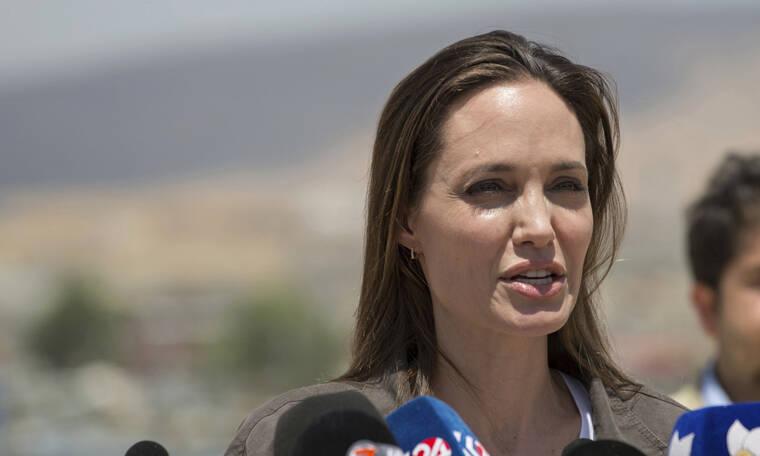 Δεν έχεις ξαναδεί έτσι την Angelina Jolie: Το βίντεο που έγινε viral και όχι άδικα