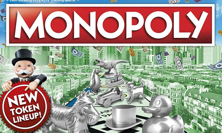 Άλλαξε εντελώς η Monopoly: Πώς θα παίζεται πλέον;
