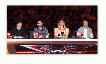 X-Factor: Τρόμος στο πλατό! Τι άκουσε η Ασλανίδου και γούρλωσε τα μάτια; (Video)