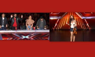 X-Factor: Υποκλίθηκαν στο ταλέντο της! Η συγκλονιστική ερμηνεία της & η συγκινητική ιστορία (Video)