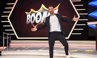 Ο Σάκης Τανιμανίδης «πετάει» βόμβα! Έρχεται με το Boom! (Photos)