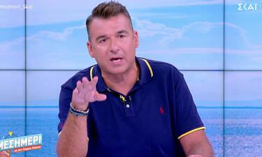 Έξαλλος ο Λιάγκας! Το δημοσίευμα για τα παιδιά του που τον εξόργισε: «Θα κάνω αγωγές» (Video)