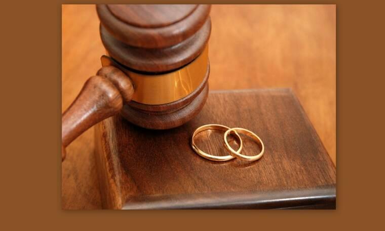 Αυτό το ζευγάρι παίρνει διαζύγιο μετά από τρία χρόνια γάμου!
