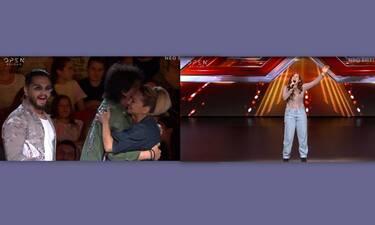 X Factor: Η γνωστή του Άρη Μακρή άφησε άφωνο τον Χρήστο Μάστορα! (Video)