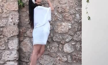 Ελληνίδα ηθοποιός έχασε 19 κιλά σε 9 μήνες και το αποκαλύπτει με μια φωτογραφία στο Instagram (Pics)