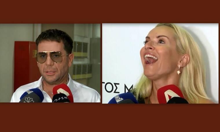 Τρελό γέλιο! Η επική απάντηση της Μπεκατώρου όταν της είπαν ότι ο Μαζωνάκης θα είναι στο Voice (Vid)