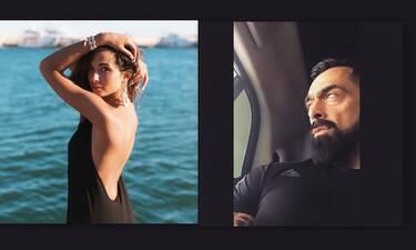 Είναι τελικά ζευγάρι ο Bo με την Κατερίνα Λιόλου; Οι πρώτες δηλώσεις της τραγουδίστριας (Photos)