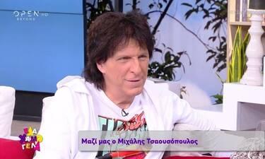 Έλα Χαμογέλα: Μιχάλης Τσαουσόπουλος: «Έχω βρει 6-7 παίχτες που πιστεύω ότι έχουν το X Factor» (Vid)