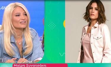 Μαίρη Συνατσάκη: Επιστρέφει στην τηλεόραση με δική της εκπομπή! (Video)