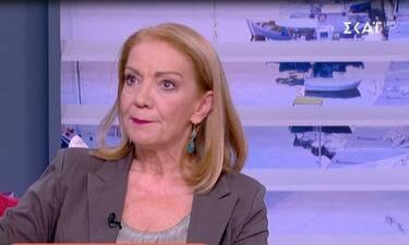 Πέμυ Ζούνη: Συγκινεί με την εξομολόγηση για τη σοβαρή περιπέτεια υγείας που πέρασε η κόρη της!
