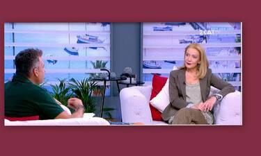Πέμυ Ζούνη: Αυτός είναι ο λόγος που απείχε από την τηλεόραση 15 χρόνια!