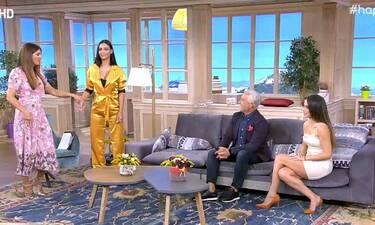 Σταματίνα Τσιμτσιλή: Της στοίχισε που την αποκάλεσε «χρυσή μετριότητα» και… δείτε τι έκανε! (Video)