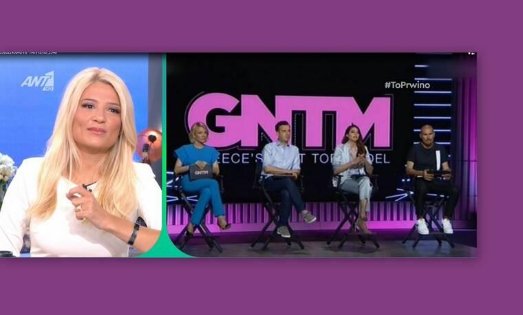 Χαμός στο Πρωινό για το GNTM: «Δεν κατάλαβα από πότε αποφάσισαν οι κριτές ότι…»! (Video)