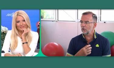 Πάνος Μεταξόπουλος: Η συγκινητική εξομολόγηση για τη γυναίκα της ζωής του, την Αγγελική
