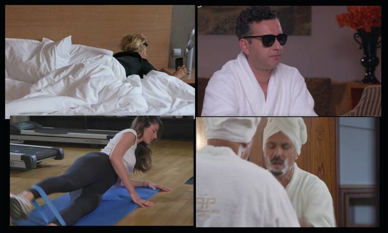 GNTM: To απολαυστικό βίντεο των κριτών! Η Βίκυ Καγιά στο κρεβάτι και ο Σκουλός με αφρό ξυρίσματος!