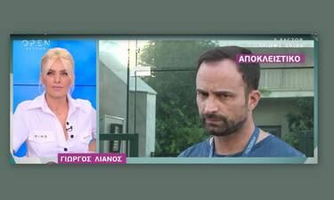 Γιώργος Λιανός: Η πικρία του για τα σχόλια του Λιάγκα και η επιβεβαίωση για το Voice! (Video)
