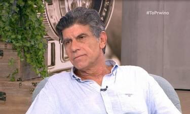 Το Πρωινό: Ο Μπέζος έμαθε on air ότι η Καζαριάν θα ερμηνεύσει Ίψεν- Η απίστευτη αντίδρασή του!