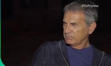 Γιώργος Νταλάρας: Η δήλωση για τον Σάκη Ρουβά που θα συζητηθεί (video)