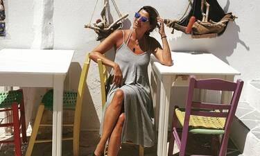 Πόπη Τσαπανίδου: Συγκλονίζει το μήνυμά της στο Instagram (Photos)