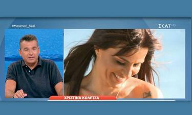 Λιάγκας: Μιλά πρώτη φορά για την παρεξήγηση με την Κολέτσα: «Είχαμε σφαχτεί και...» (Video)