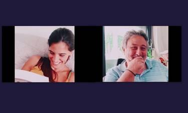 Χριστίνα Μπόμπα: Την έχεις ακούσει να μιλάει ποντιακά; Ο πεθερός της «έκλαψε» (video)
