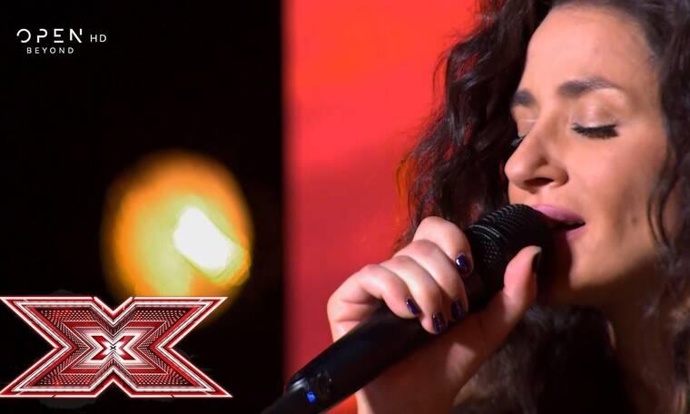 X Factor: Η συνεργάτιδα του Καρρά που εντυπωσίασε τους κριτές (video+photos)