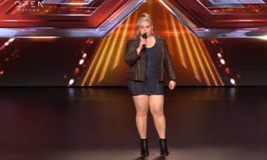 X Factor: Ροζάννα Μαργέλη: Ψάχναμε να βρούμε πού την ξέρουμε και... μείναμε με το στόμα ανοιχτό(vid)