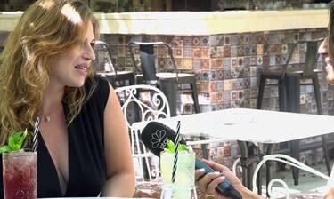 Ειρήνη Ψυχράμη: Φούσκωσε πολύ και έκανε μια αποκάλυψη on camera που μας άφησε άφωνους (pics&vid)