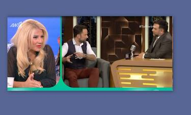 Φαίη Σκορδά: «Ο Αρναούτογλου τηλεφώνησε και απείλησε…»- Χαμός στο Πρωινό (Video)