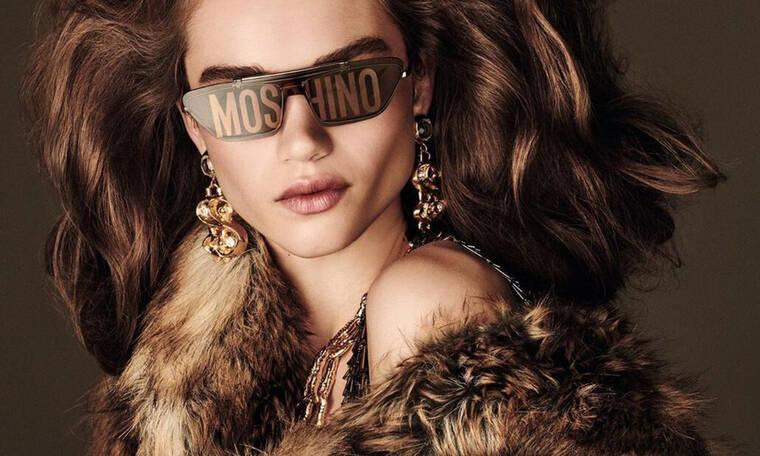 Ο οίκος Moschino παρουσιάζει τη νέα συλλογή γυαλιών Φθινόπωρο/Χειμώνας 2019 που θα λατρέψεις