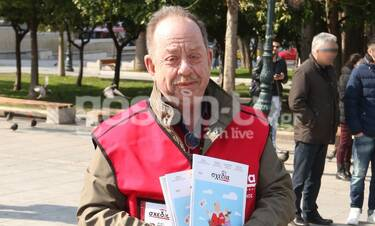 Συγκλονίζει ο Ηλίας Μαμαλάκης: «Έχασα ανθρώπους, έχω πονέσει πολύ. Με τσάκισε» (Photos)